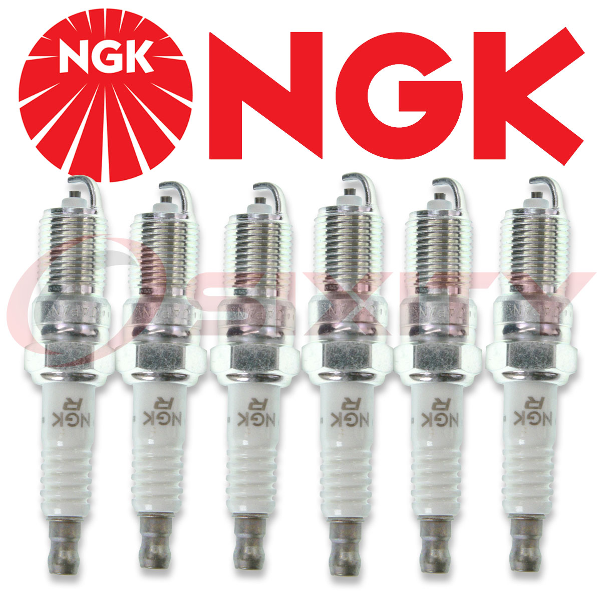 spark plugs NGK new TR55 stock # 3951