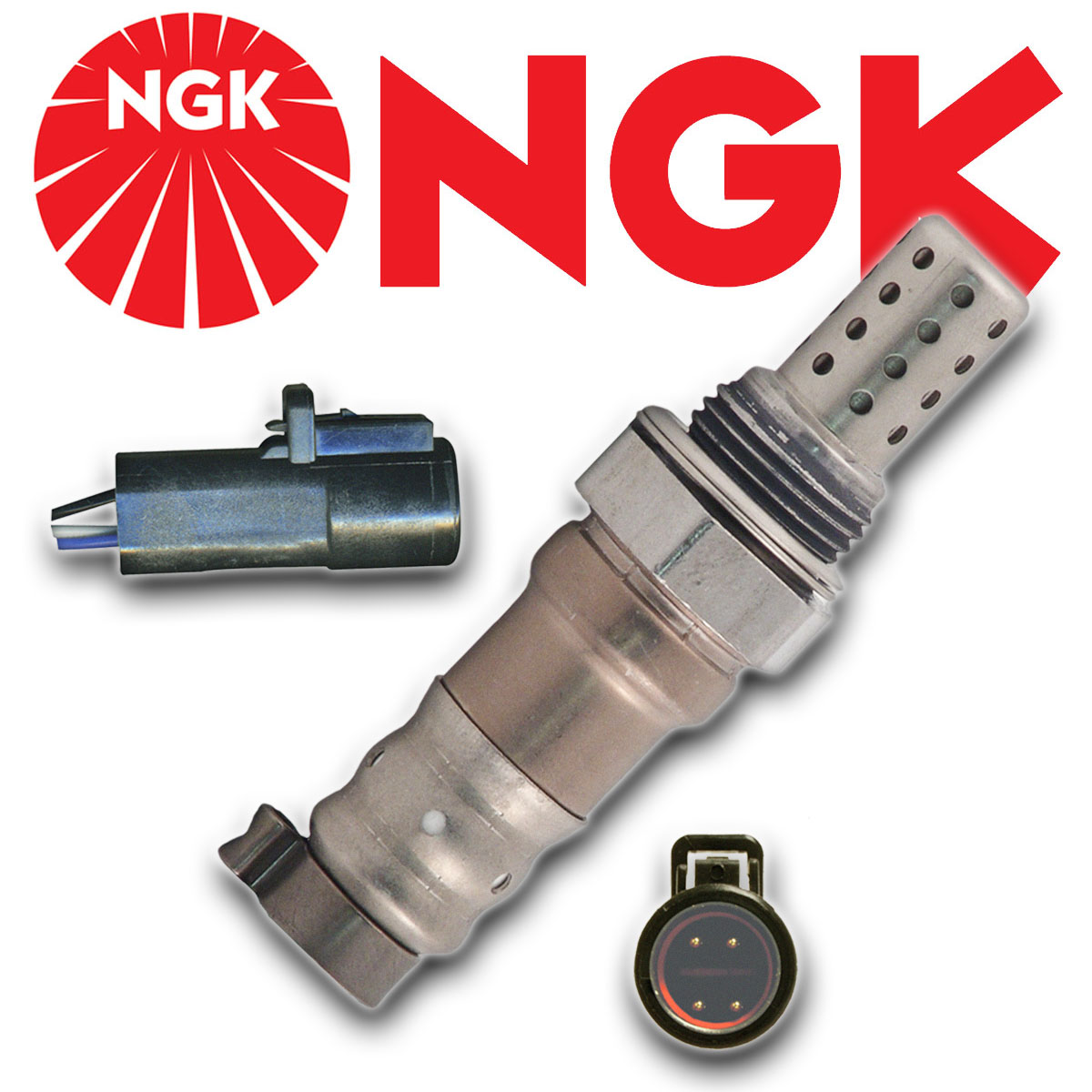 NTK 22524 Oxygen O2 Sensor  Genuine Direct Fit cd NGK