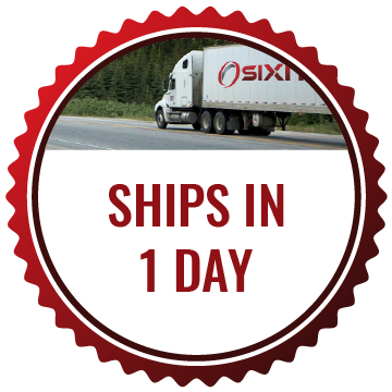 orders ship in 1 business day